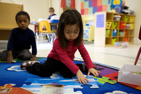 New Covenant School - Preschool